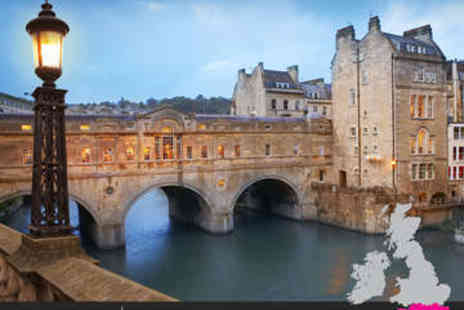 The Royal Hotel - Bath Break for 2 plus Dinner Plus Cream Tea - Save 0%