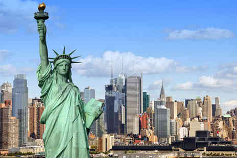 Worldwide Tours and Travel - Four nights stay in New York with Return Flights - Save 14%