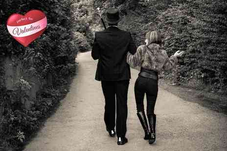 Laugh and Let Die -  Valentines murder mystery evening including a two course meal   - Save 52%