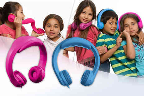Onogo - Pair of Kosee HP1 childrens headphones - Save 48%