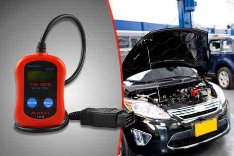 Cheeky Box  - Car fault reader diagnostic scanner tool - Save 77%