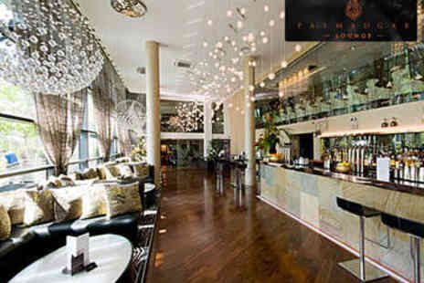 Palm Sugar - Afternoon Tea for Two - Save 58%