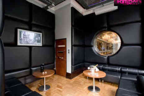 One Up - Party Pad Hire with Karaoke and Prosecco - Save 63%