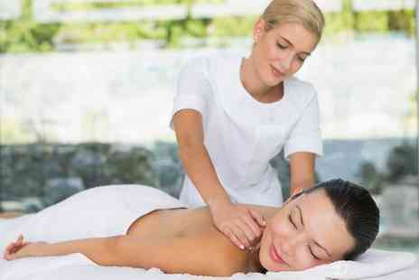Dark Hair and Beauty - Deep Tissue Massage and Exfoliating Facial - Save 0%