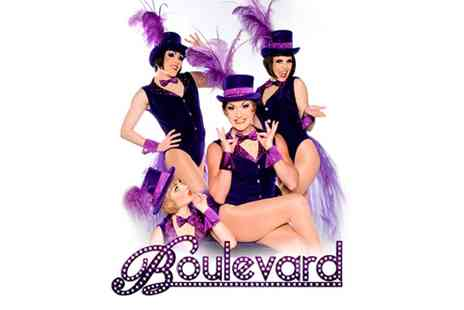 Boulevard - Boulevard: Spring Cabaret Show Tickets for Two on 7 February to 29 May  - Save 50%