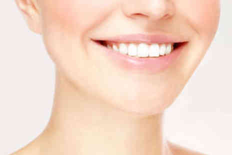 Imperial Smile Beauty - LED Teeth Whitening Treatment - Save 80%