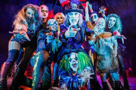 The Circus of Horrors - Ticket to The Circus of Horrors - Save 50%
