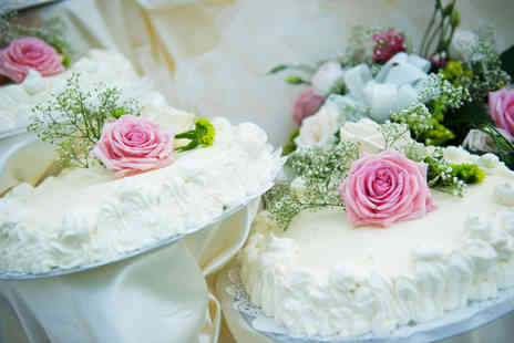 Its Mine Cakes - Four tier wedding cake - Save 64%