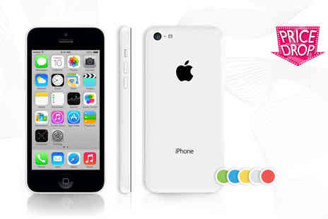 Fone Plaza - Grade B refurbished unlocked 16GB iPhone 5c - Save 30%