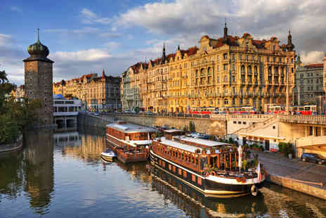 Jetline Travel - Two night Prague break for two with flights - Save 48%