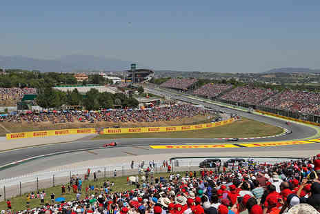 Europlayas - Three night Costa Brava break and three day F1 Spanish Grand Prix GP ticket - Save 0%