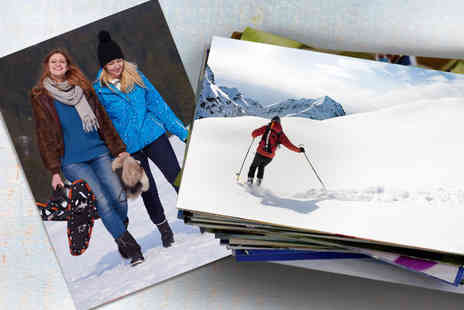 "Snapfish -  200 6"" x 4"" photo prints  - Save 89%"