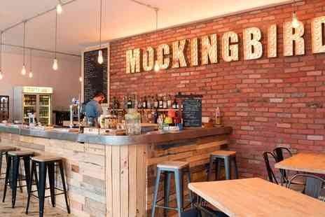 The Mockingbird Theatre and Bar - Cinema Party with Food and Cocktails for Ten - Save 50%