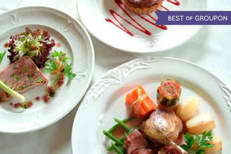 Dovecliff Hall Hotel - Four Course Tasting Lunch Menu for Two - Save 0%