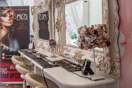 Make Up London Academy - Three hour weekday MAC makeup masterclass  - Save 71%