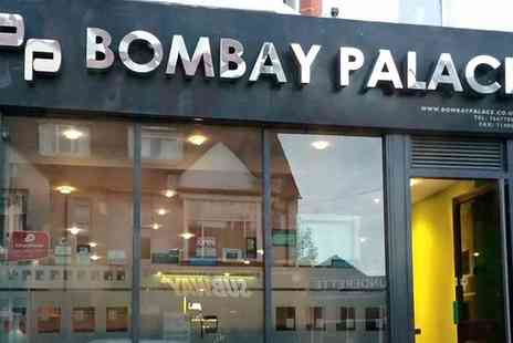 Bombay Lounge - Indian Dish With Sides to Share For Up to Four  - Save 54%