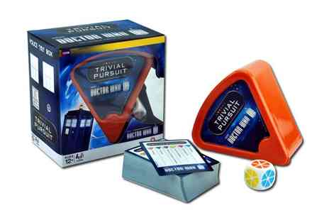 Groupon Goods Global GmbH - Doctor Who Trivial Pursuit - Save 47%