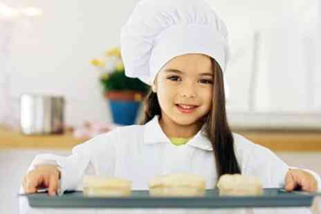 The Real Italian Pizza Company - Pizza Making and Cupcake Decorating Party for Eight Children  - Save 0%