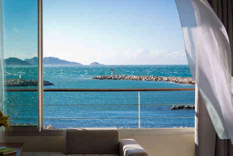 Pullman Marseille Palm Beach - Three nights stay in a Deluxe Sea View Room for two - Save 60%