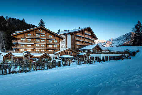 Chalet RoyAlp Hotel - Three nights in an Executive Room for two - Save 70%