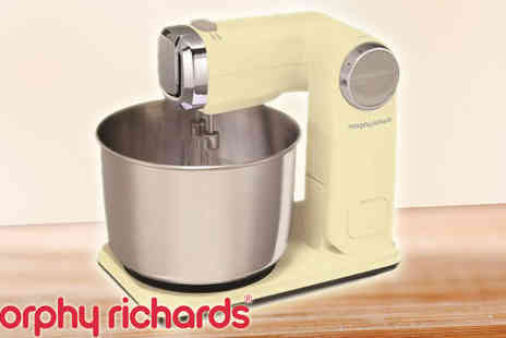AMS Global - Morphy Richards Folding Stand Mixer - Save 60%