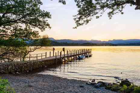 Miller Howe Restaurant - Overnight stay Gourmet Windermere for two with breakfast - Save 39%