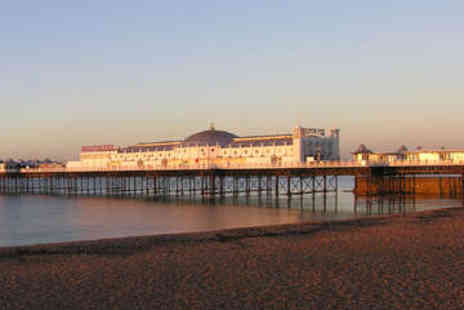 The Brighton Hotel - One or Two Nights stay in a standard double room, with full English breakfast daily  - Save 0%