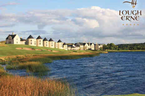 Lough Erne Resort - Two Nights stay for Two in the courtyard guestroom with full Irish breakfast both mornings of your stay, a three course meal  - Save 0%