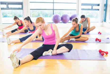 London Fitness Classes - Ten Fitness Classes - Save 0%