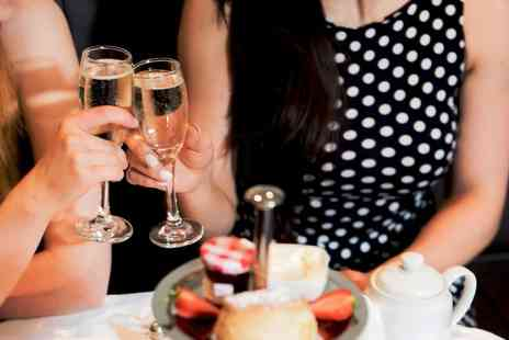 Tophams Hotel - Prosecco Afternoon Tea for Two  - Save 70%
