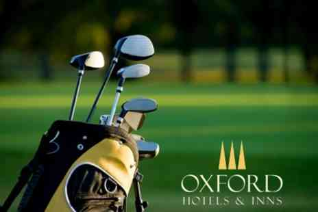 Coulsdon Manor & Golf Club - Round of Golf for Two with Hot Breakfast or Bar Lunch - Save 67%