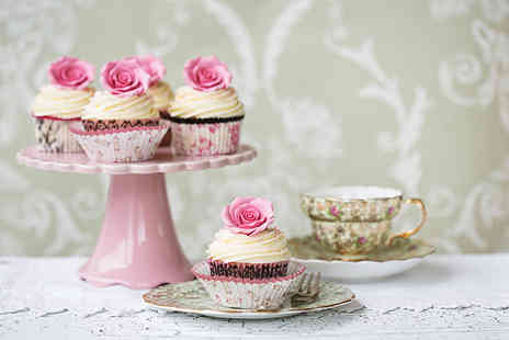 Mom n Co  - Vintage afternoon tea for two   - Save 55%