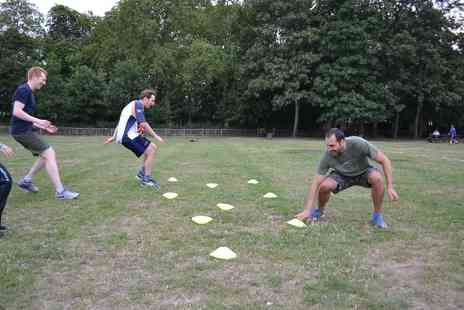 Spitfire Alternative Solutions - Five sessions of outdoor bootcamp - Save 71%