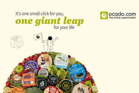 Ocado - £35 for a £50 Ocado grocery delivery credit as well as a six month Anytime Smart Pass, giving you discounts, exclusive offers and Delivery Included  - Save 65%