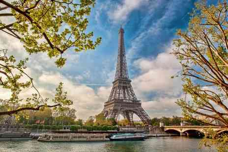 Worldwide Tours and Travel - Two or Three nights Paris Break with Return Flights - Save 26%
