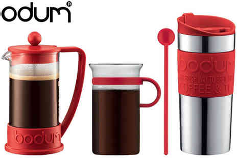 Electronics and Gadgets Direct - Bodum Coffee Gift Set - Save 50%
