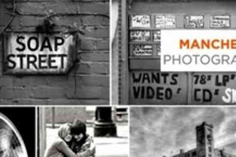 Manchester Photographic - City Centre Street Photography Course For Two - Save 63%