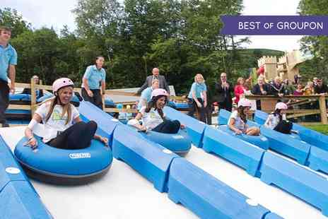 Super Tubing - 10 Rides Super Tubing  For Two  - Save 50%