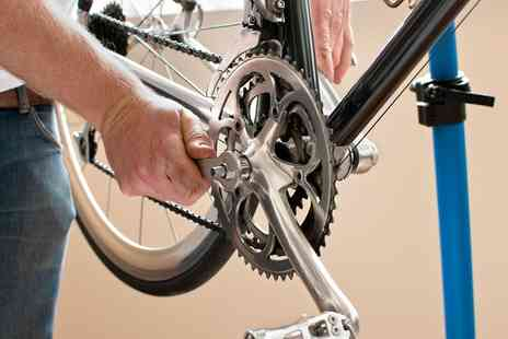 Cycle fix - Basic or General Service for One Bikes  - Save 0%