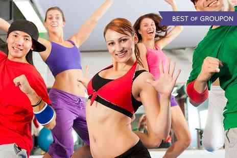 Move GB - Ten Dance Classes  - Save 80%