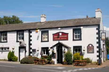 The Bay Horse Inn - One or Two Nights stay For Up to Three With Breakfast and Dinner  - Save 55%