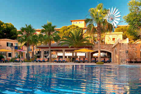 Barcelo Pueblo Park - Five nights Stay in an Apartment - Save 49%