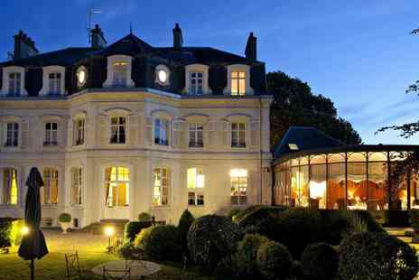 Hotel Chateau Clery - One, Two or Three Nights stay in a chateau a short drive from Calais with breakfast & gourmet dinner - Save 0%