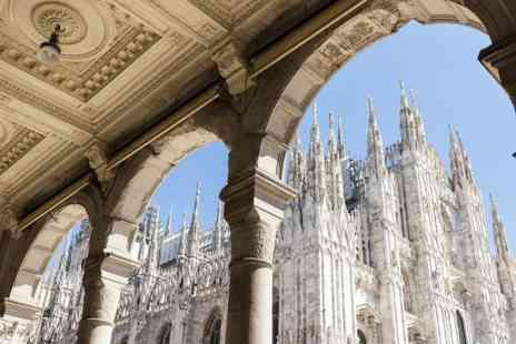 Adi Doria Grand Hotel - Three or Four nights  stay in a 4 star hotel central Milan including breakfast - Save 44%