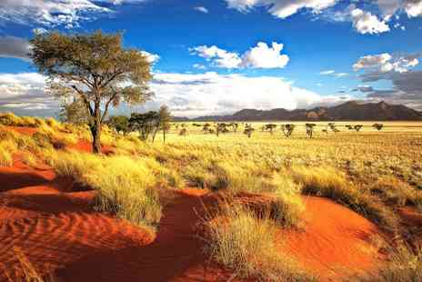 Round Trip of Namibia - Fourteen Nights stay and round trip in Namibia with flights, car rental, hotels & Himba village tour - Save 0%