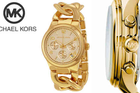 Merico  - Michael Kors MK 3131 Watch - Save 50%