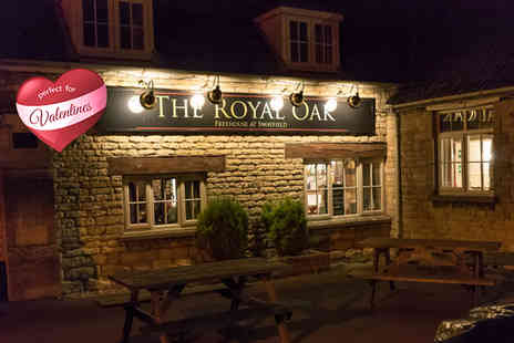 The Royal Oak - Stay for two including a two course dinner and breakfast - Save 51%