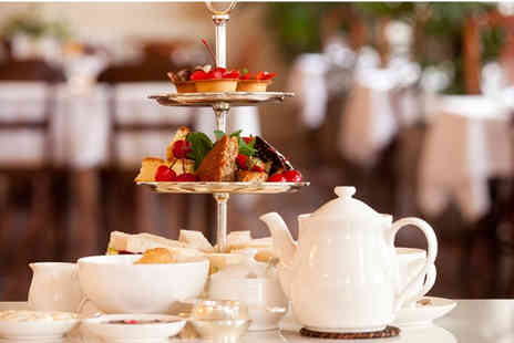 Something Special Crafty Tea Party - Afternoon tea for two  - Save 37%
