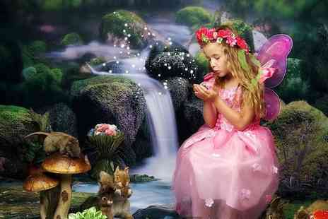 Future Earth Photography - Fairy and Elf Photoshoot for One - Save 0%