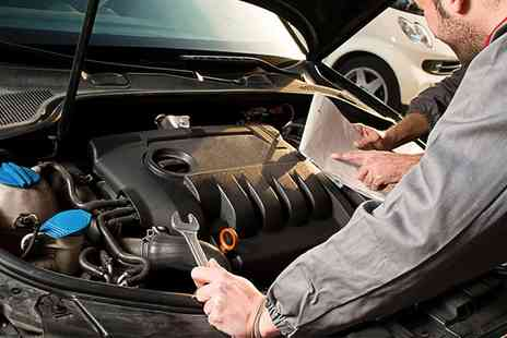 We Fix N E Car - Vehicle Diagnostics Test, Wheel Alignment Check, or Both - Save 0%